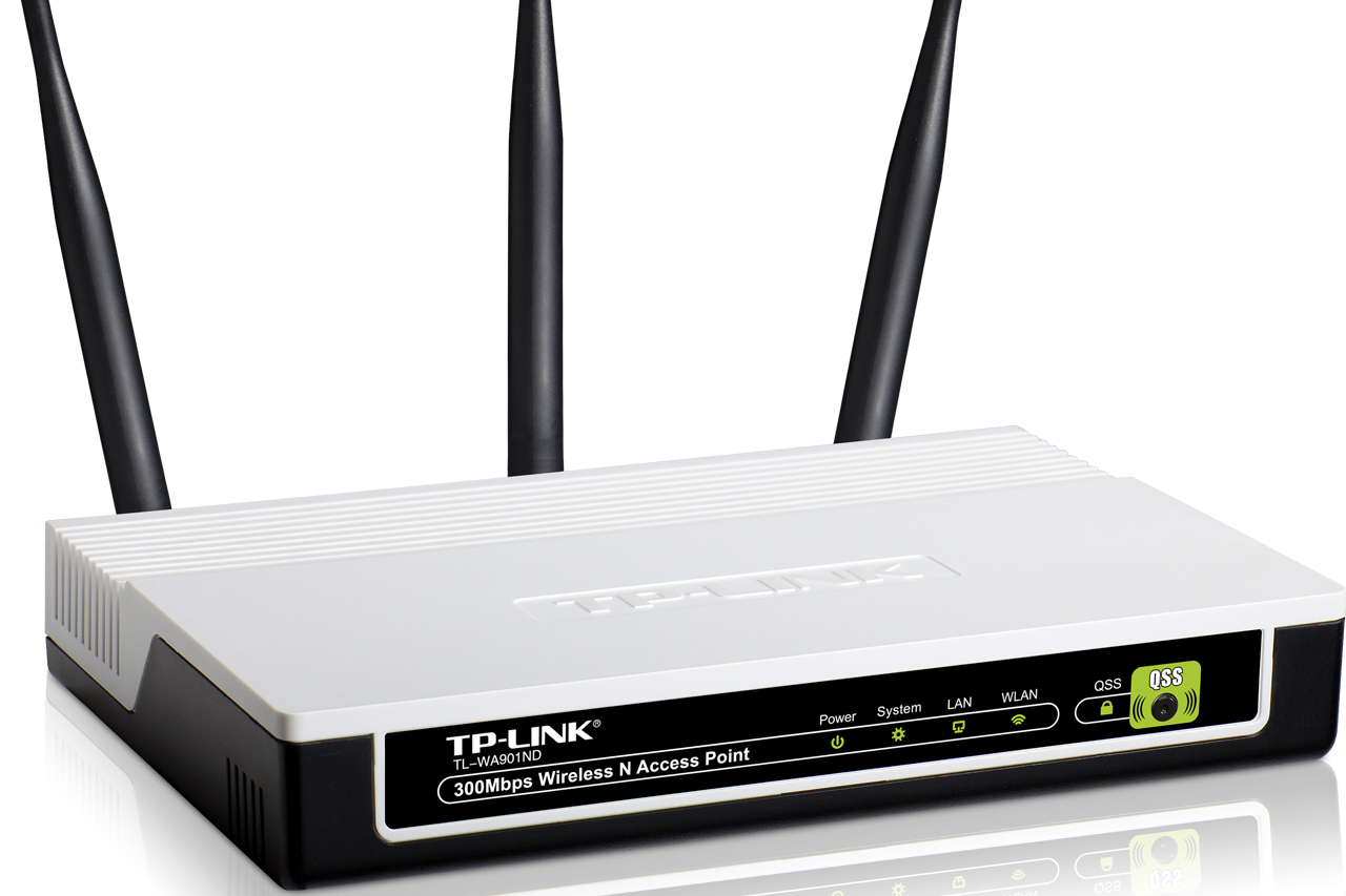 TP-Link TL-WA901ND 300-Mbps Access Point-1
